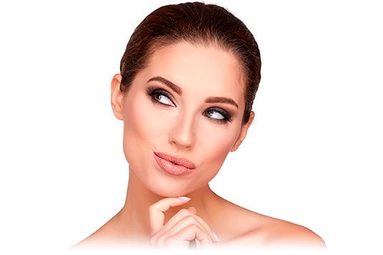 Tratamientos faciales de estetica para estilizar rostro